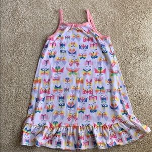 Girl's Butterfly Nightgown